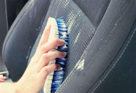 comment nettoyer les sieges auto en tissu comment nettoyer facilement vos sièges de voiture