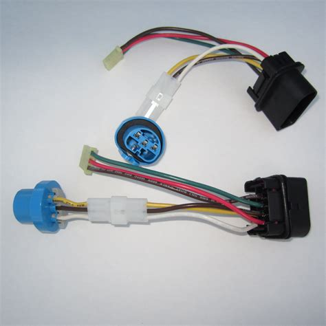 Headlight Wiring Harnes by 2 New Complete Headlight Wiring Harness 1999