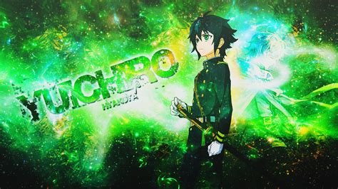 Green Anime Wallpaper - seraph of the end hd wallpaper and background