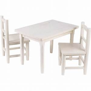 Chaise Et Table Enfant : ensemble petite table et chaises enfant en bois boisnature 39 l ~ Teatrodelosmanantiales.com Idées de Décoration