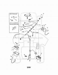 32 Craftsman Lt2000 Drive Belt Diagram