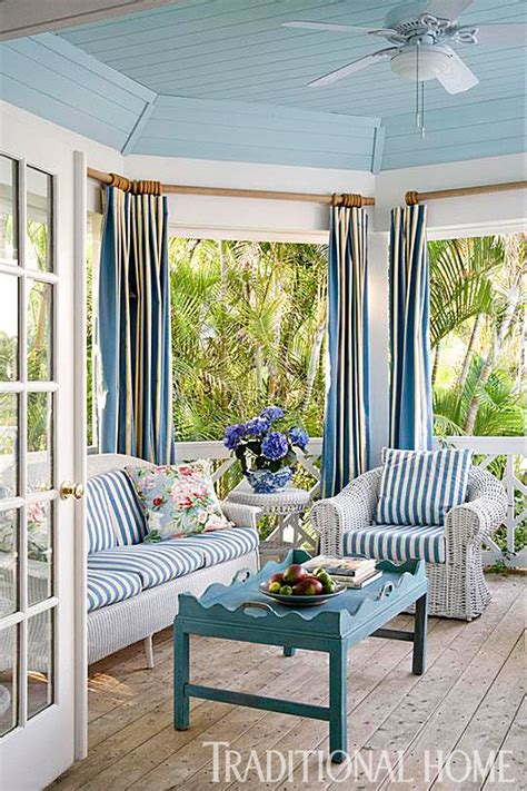 Breezy Blue Florida Cottage by Breezy In Blue Florida Cottage Traditional Home