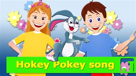 hokey pokey nursery rhymes kids song jaccoled youtube