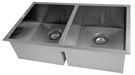 cheap double kitchen sink andano u 2 stainless steel undermount sink sop1356 canada