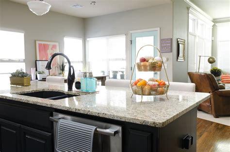 organizing  kitchen sink area polished habitat