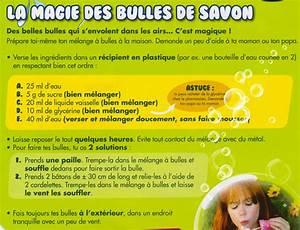 Recette Bulles De Savon : recettes bulles de savon play with kids pinterest ~ Melissatoandfro.com Idées de Décoration