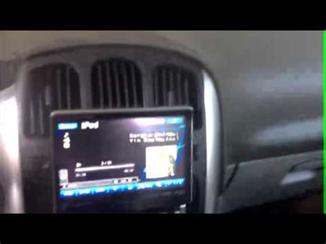 como cambiar radio en chrysler voyager multimedia youtube