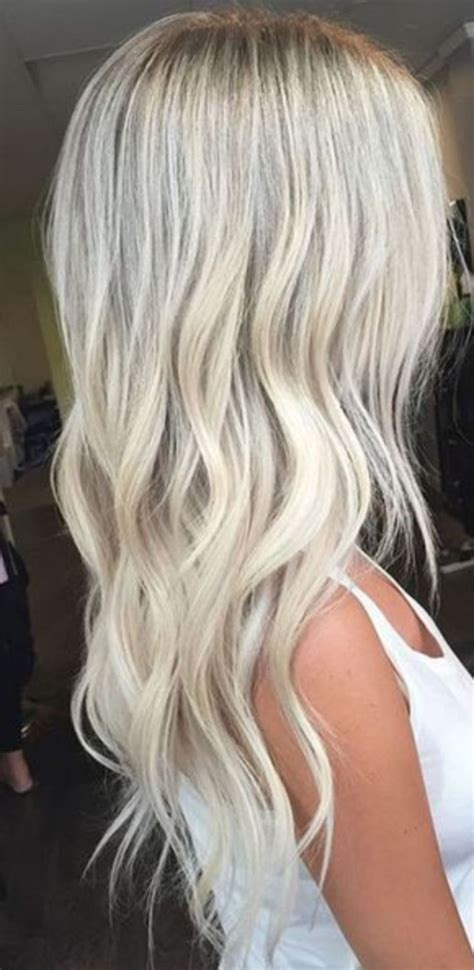 Best 25 Blonde Hair Colors Ideas On Pinterest Blonde