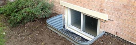 window  drain installation repair  burlington