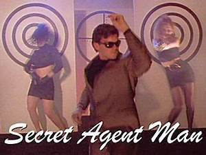 Secret Agent Man - ShareTV