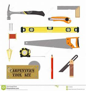 Carpenter`s Tool Kit Stock Photos - Image: 37458693