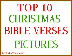 Famous Bible Quotes For Christmas  Quotesgram