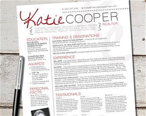 Graphic Design Cv Sles by The Cooper Resume Design Graphic Design Marketing