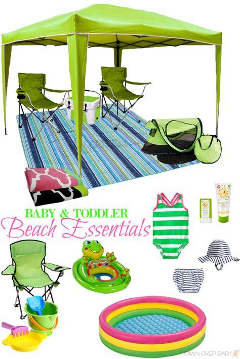 fawn  baby summer fun baby toddler beach essentials