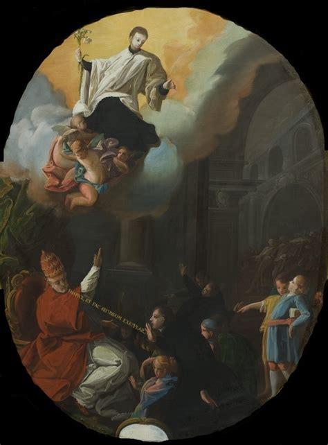 Aloysius Gonzaga iesvētīšana par jaunības patronu - lv ...