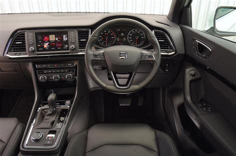 seat ateca xcellence seat ateca 1 4 ecotsi 150 xcellence dsg 2017 review autocar