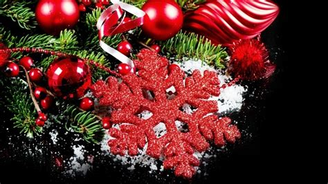 beautiful christmas decorations hd wallpaper