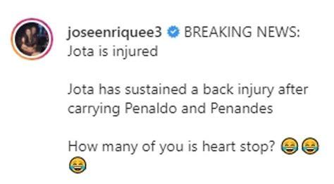 Jose Enrique teases Cristiano Ronaldo and Bruno Fernandes ...
