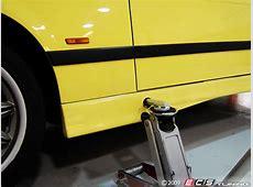 ECS News BMW E31E36 Jack Pad Adapters