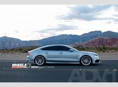 Audi A7 ADV50 MV2 SL Concave Wheels