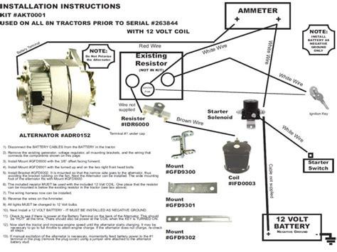Wire Alternator Wiring Diagram Forums
