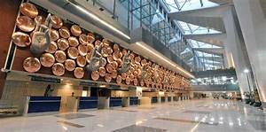 Gandhi Interiors : indira gandhi international airport terminal 3 ~ Pilothousefishingboats.com Haus und Dekorationen