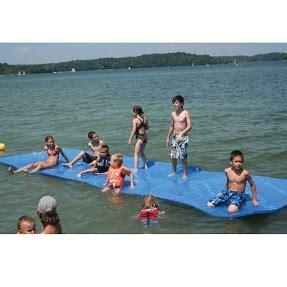 lake floating mat foam pool mats foter
