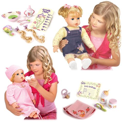 Baby Alive Love And Grow Suzie Toys Games Dolls