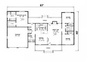 modern ranch floor plans interior design ideas architecture modern design