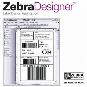 design zebra label zebra designer software oloom With free zebra label software