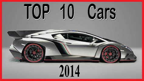 Top 10 Most Expensive Cars For 2014  Top Luxury Cars That