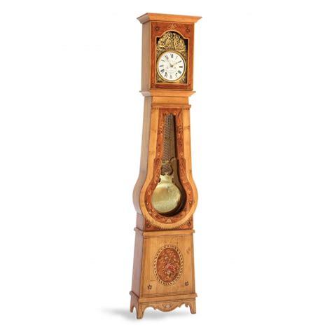 pendule murale de cuisine horloge comtoise en épicéa la maison de la comtoise