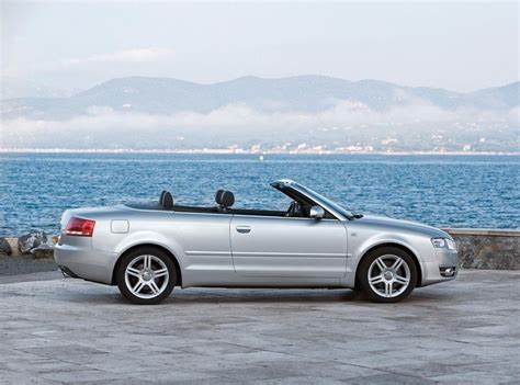 best audi a4 2007 2007 audi a4 convertible review top speed