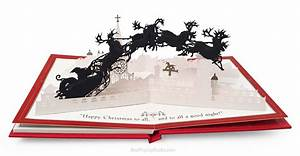 Pop-up Book Christmas Gallery
