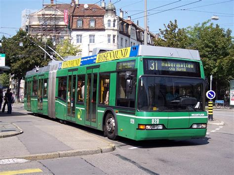 trolleybus basel wikipedia
