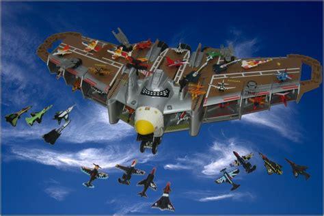 porte avion jouet