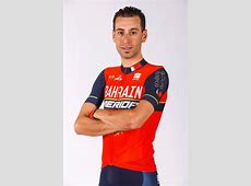 Bahrain Merida Pro Cycling Team Vincenzo Nibali