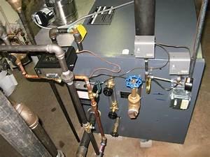 New Steam Boiler Installed