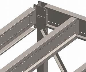 Mezzanine Metallique En Kit : poutre mezzanine poutrelle m tallique plateformes ~ Premium-room.com Idées de Décoration