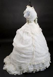 rare 180039s vintage victorian lace wedding dress gown With 1800 wedding dress