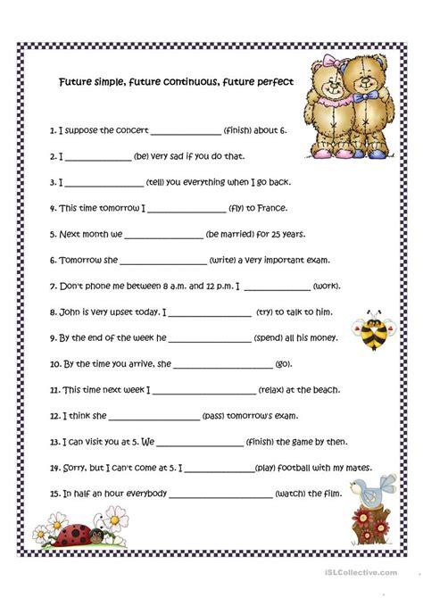 worksheet tense worksheet grass fedjp worksheet