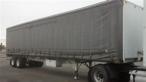 utility curtain side trailers for sale mylittlesalesman