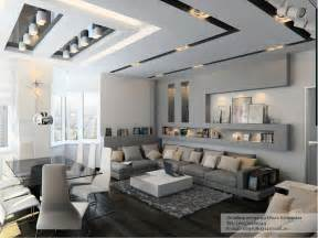wohnzimmer modern grau grn gray living room decor interior design ideas