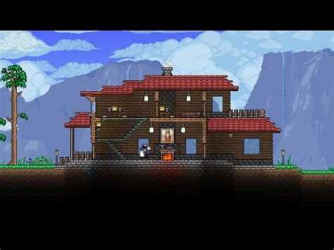 elegant terraria house designs