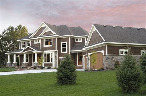 2 craftsman house plans luxurious craftsman home plan 14419rk architectural