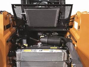 Case Sr130 Skidsteer - Dennis Barnfield Ltd