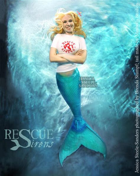 mermaid silicone tail mermaids sirens rescue shoot tuned stay