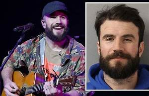 Country singer Sam Hunt breaks his silence after DUI ...