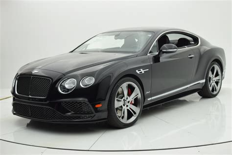 2016 Bentley Continental Gt Speed Review And Price