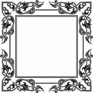 20+ Free Vector Vintage Frame Designs